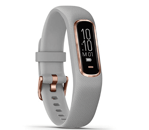 Garmin Vivosmart is a great fitness tracker for your heart