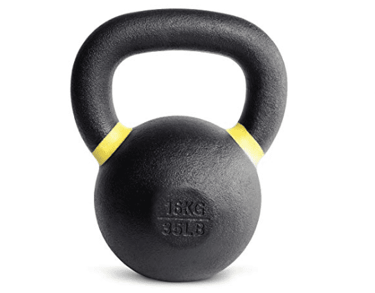 CAP makes a high-quality, affordable kettlebell