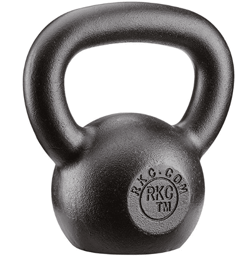 RKC Kettlebell is perfect for people with small hands