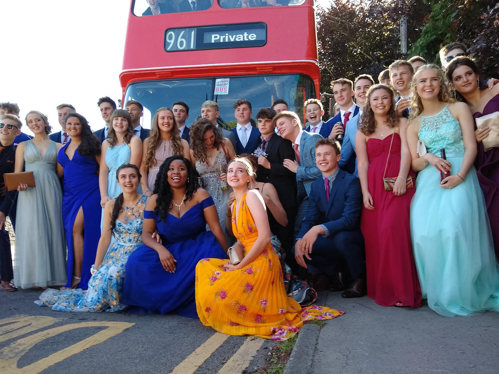 bishopston comprehensive prom night 2018