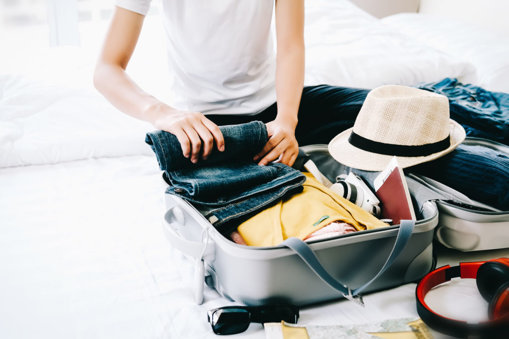 Carry This: 5 Essential Items to Keep in Your Carry-On Luggage