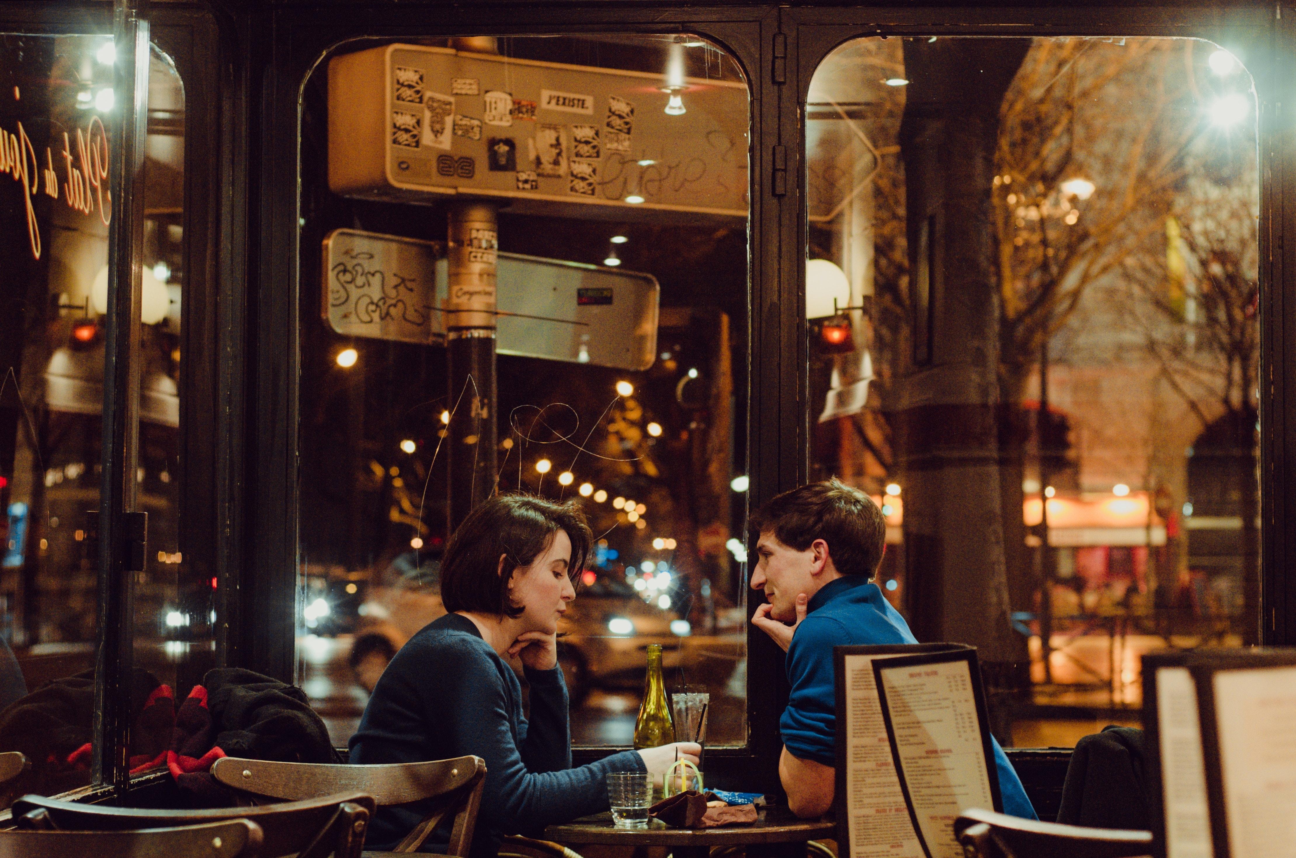 date in a public place