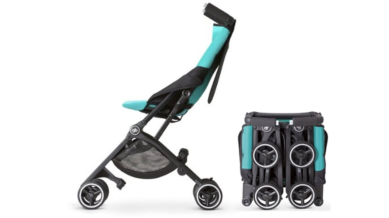 fold-up stroller