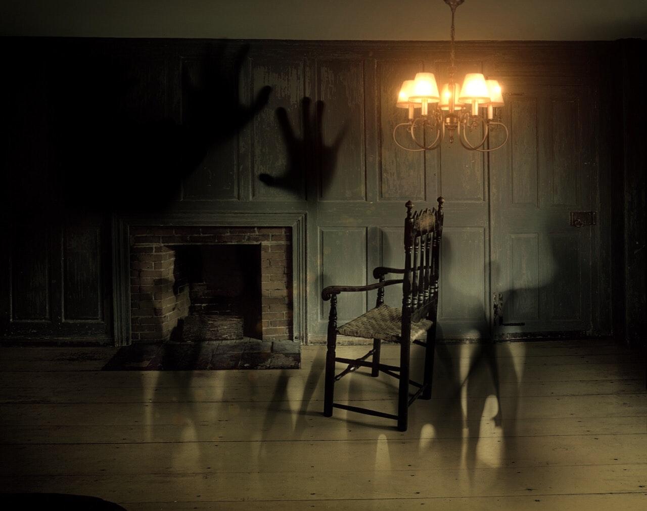 ghostely figures on shudder
