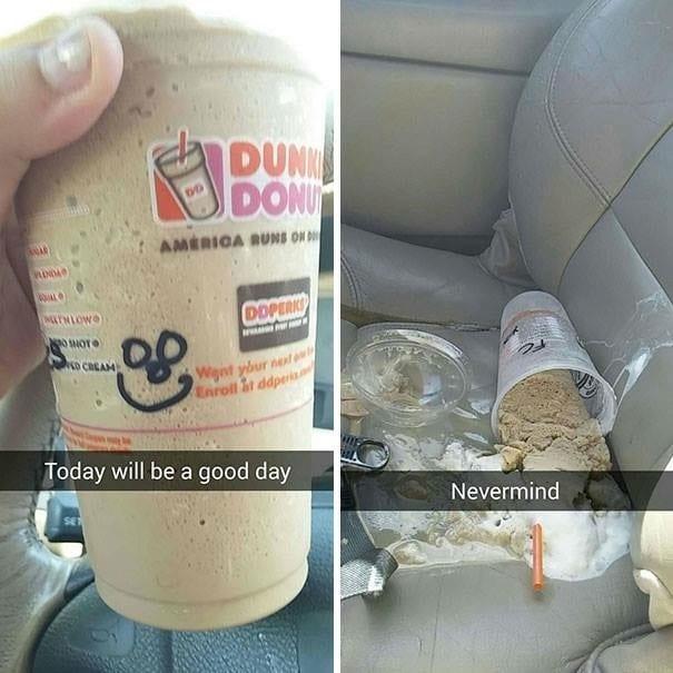 drink dunkin doughnut