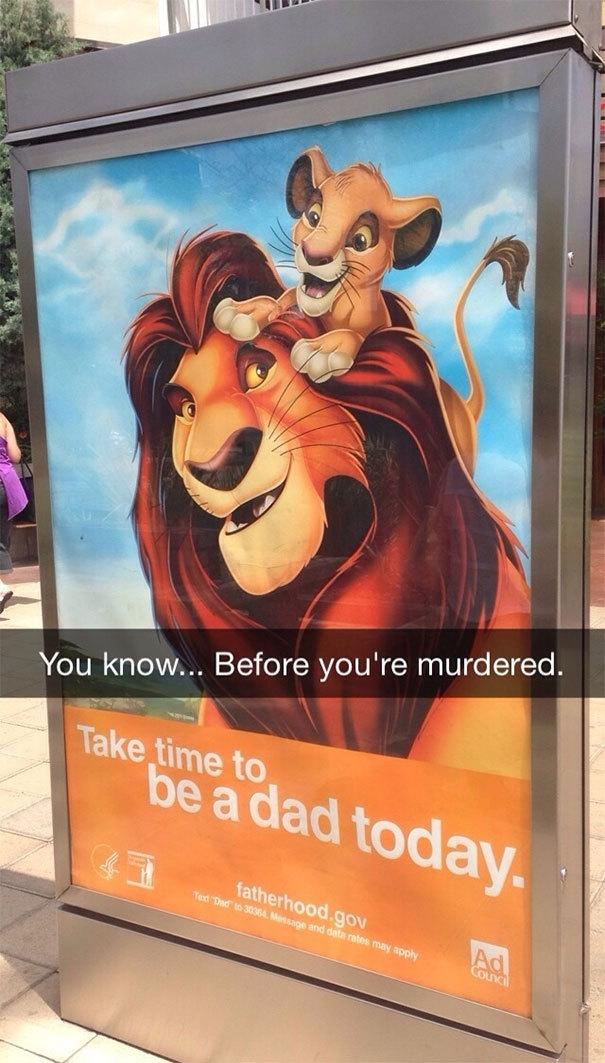 father day mufasa