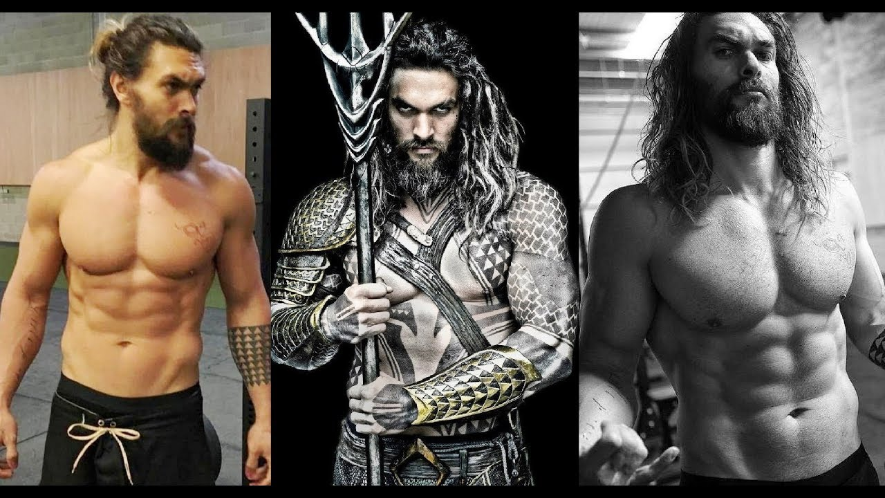 jason momoa most fit celebrity men