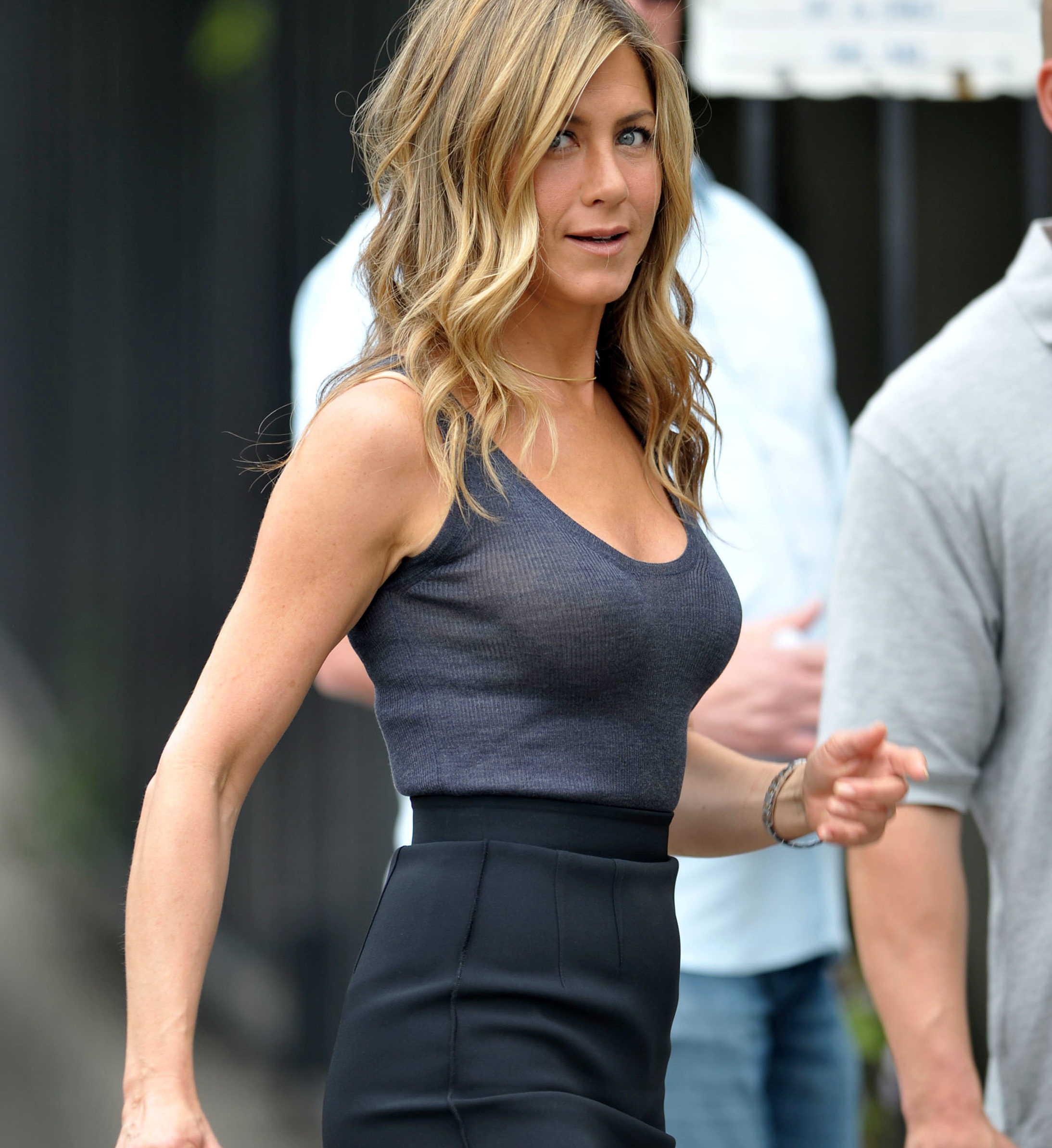 ennifer Aniston most fit celebrity women