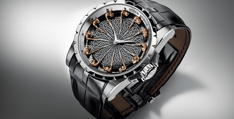 knights of the round table expensive watches