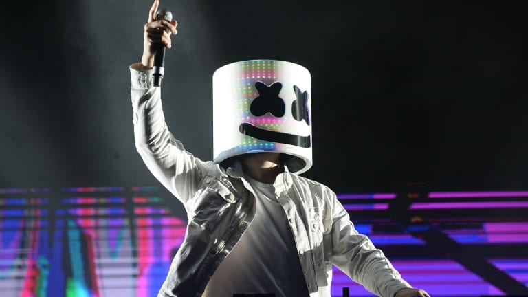 marshmello one of the highest paid djs