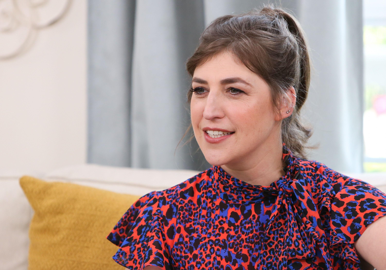mayim bialik celebrity double lives
