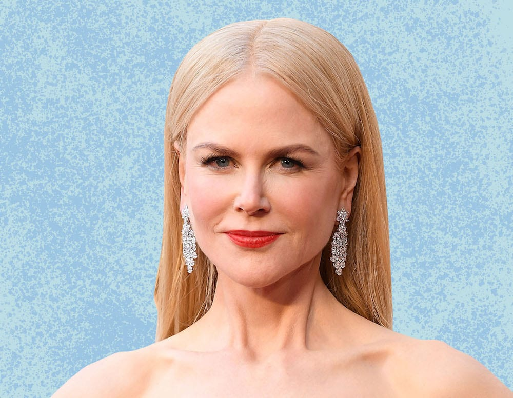 Nicole Kidman most fit celebrity women
