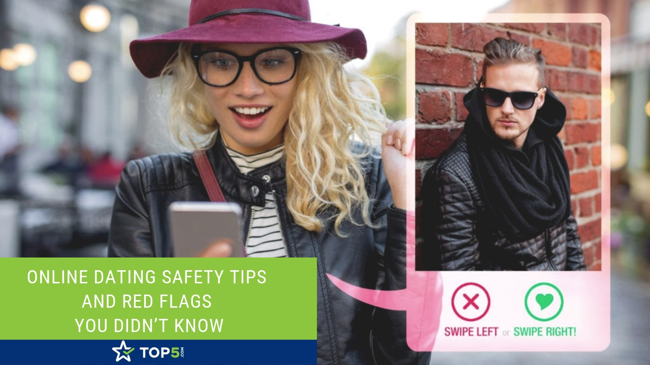 online dating safety tips and red flags you didn't know