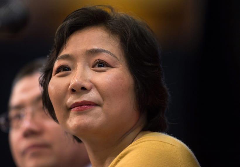 Wu Yajun richest women