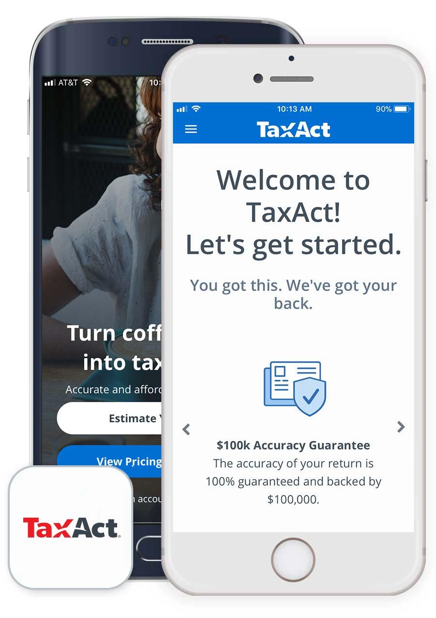 taxact app