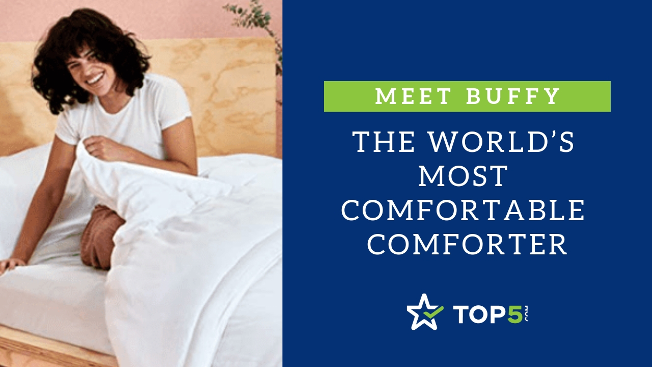the world's most comfortable comforter