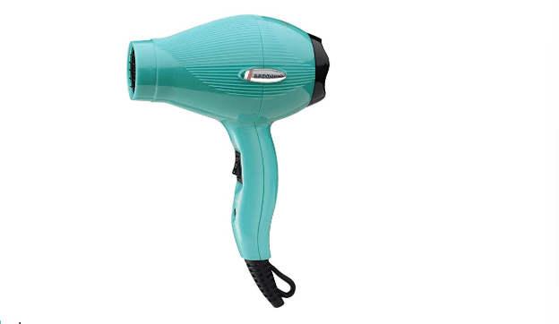 Best dual voltage travel hair dryer: Gamma Piu