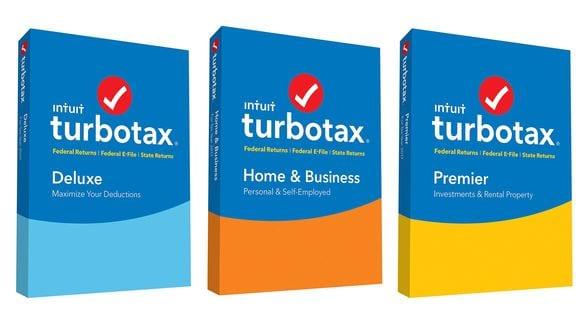 turbotax programs