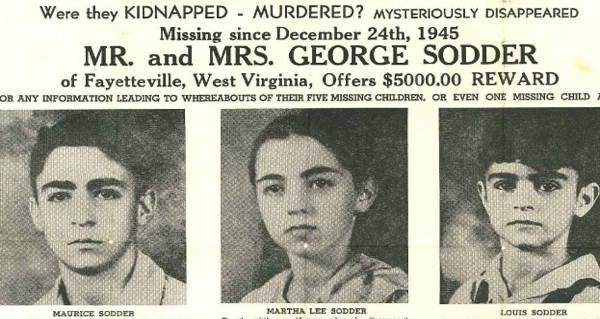 unsolved mysteries sodder children