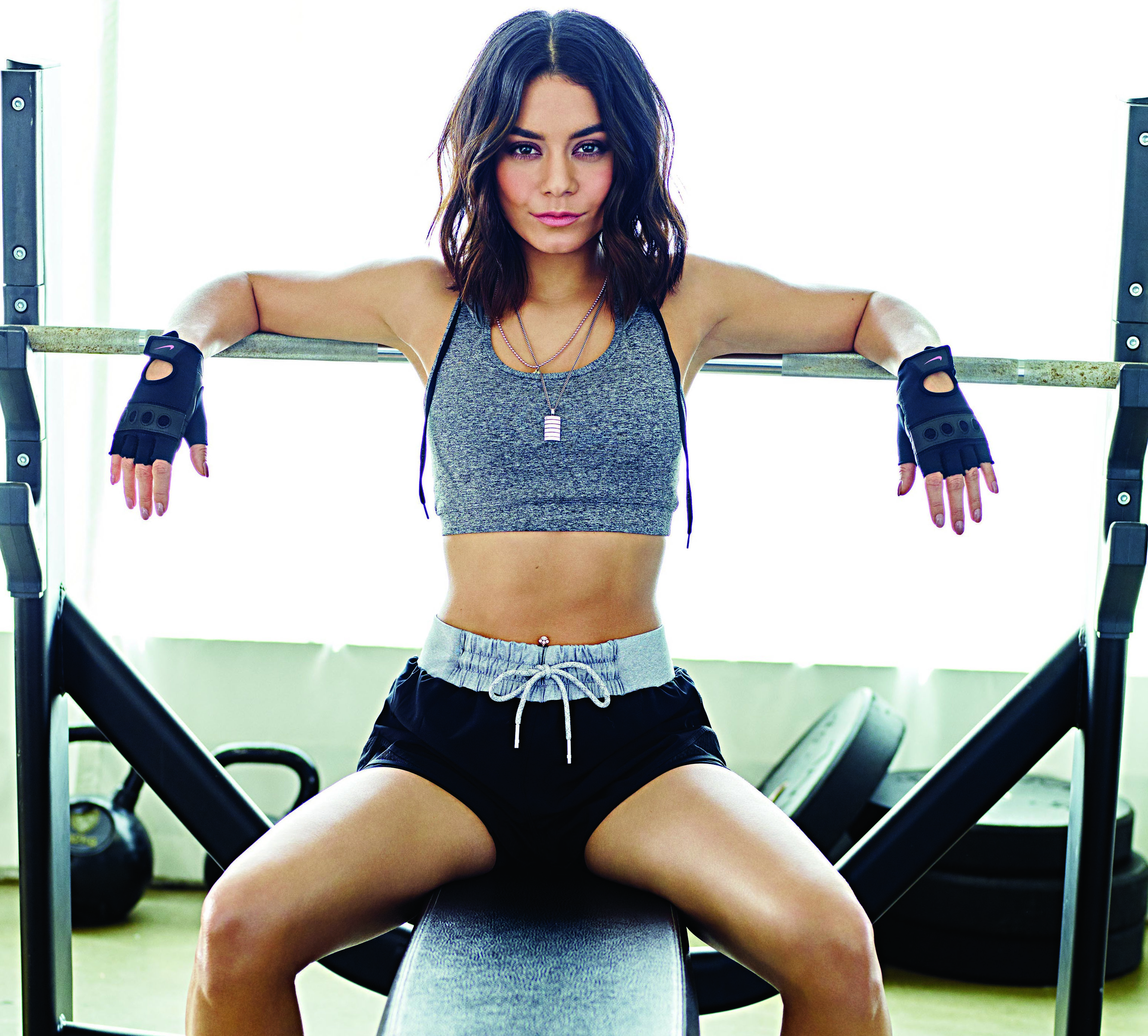vanessa hudgens most fit celebrity women