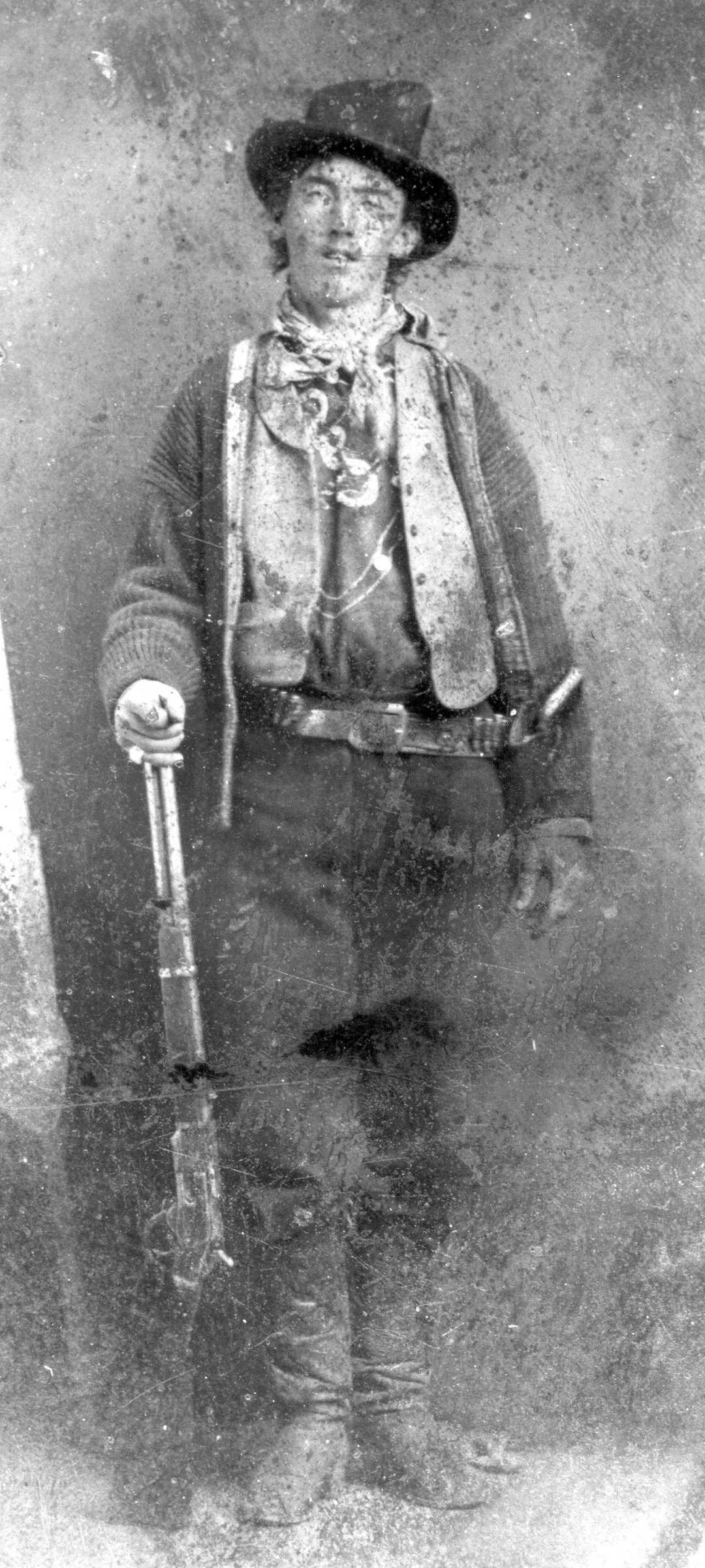 Billy The Kid old photo