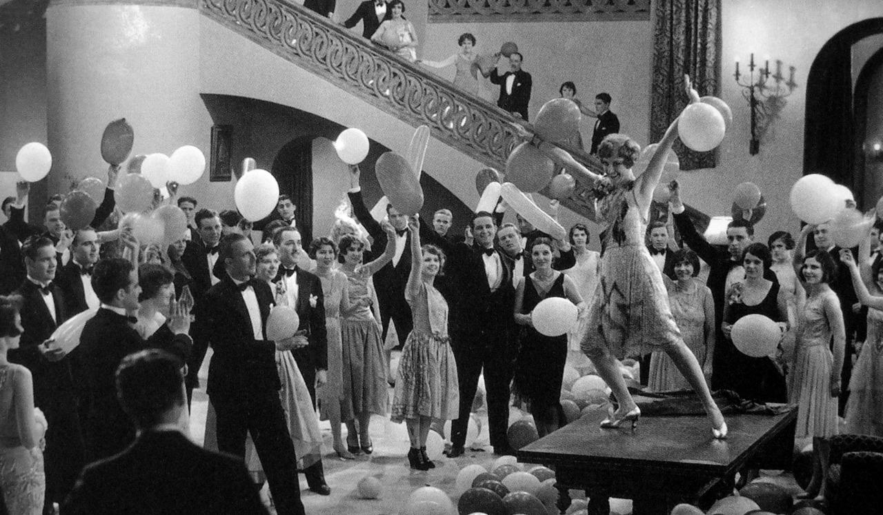 1920 parties among ridiculous parties