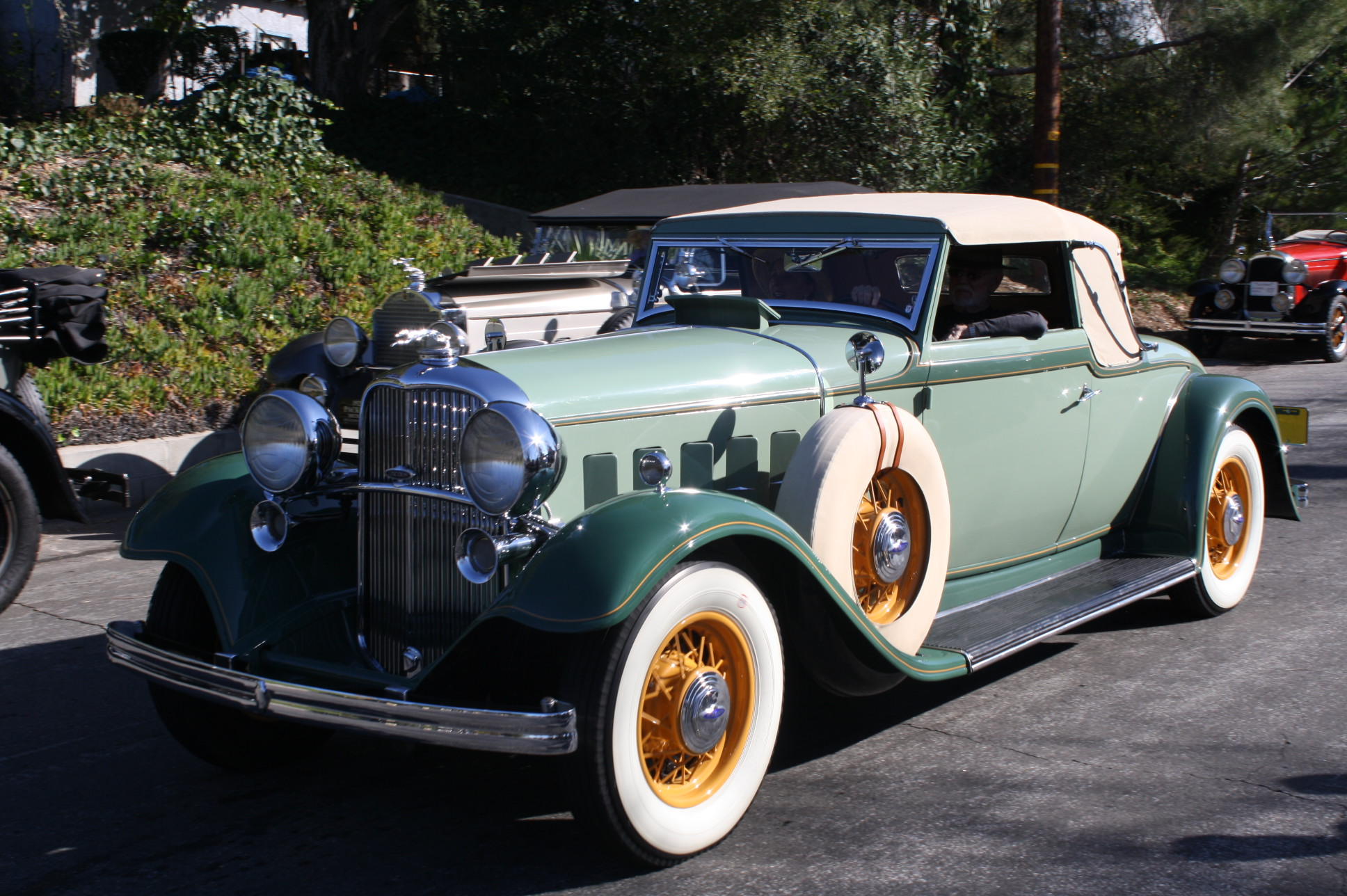 1932 lincoln roadster pawn stars