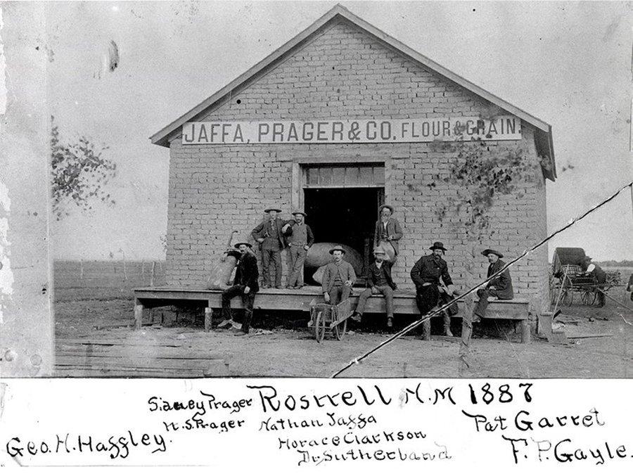 The Regulators in old photo
