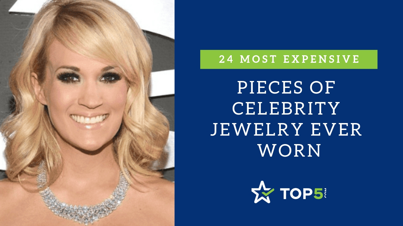 24 most expensive pieces of celebrity jewelry ever worn