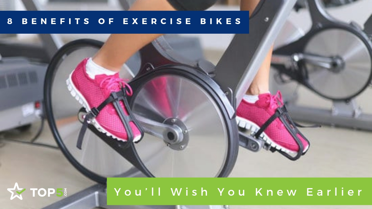 8 benefits of exercise bikes you'll wish you knew earlier