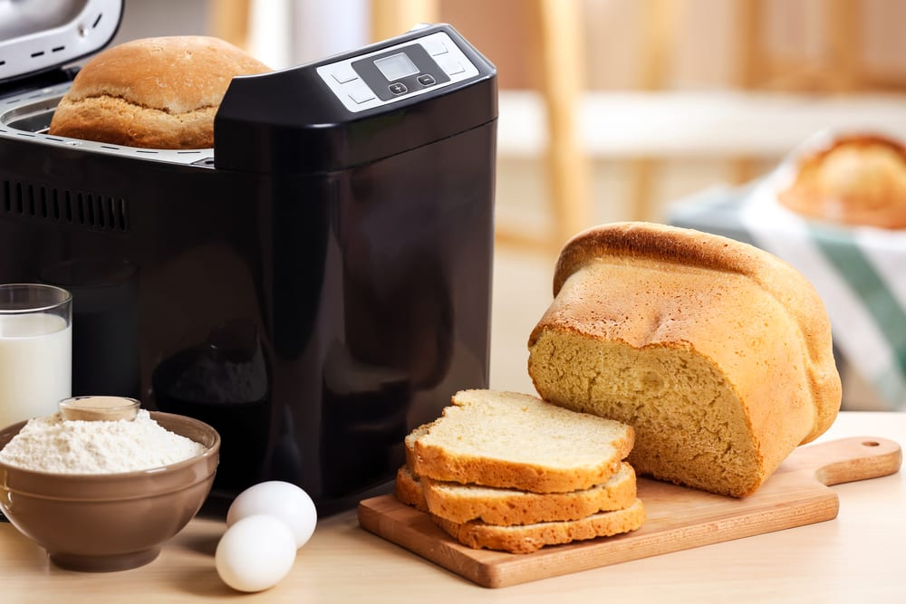 africa studio best bread maker and slices