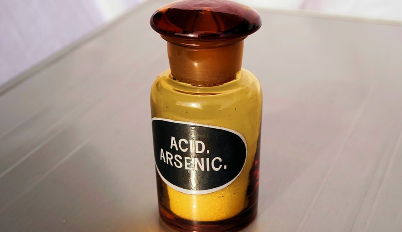 Arsenic used in ancient medical practices