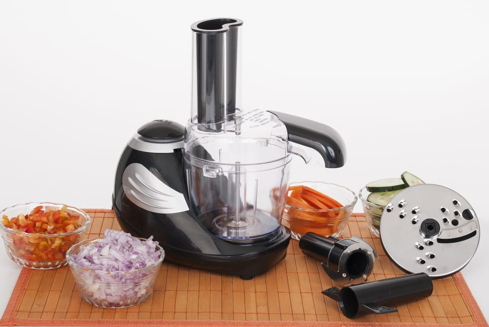 food processor and parts