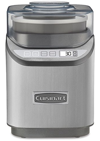 canister style ice cream maker