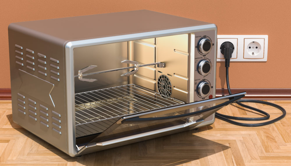 Convection toaster