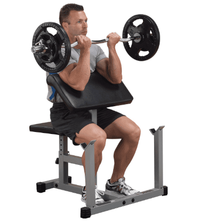 PowerLine PPB32X Preacher Curl Bench