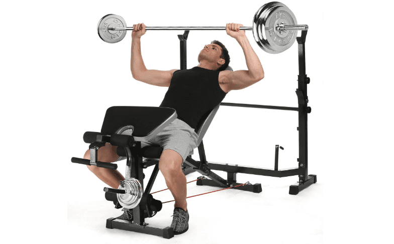 Tomasar Olympic Weight Bench