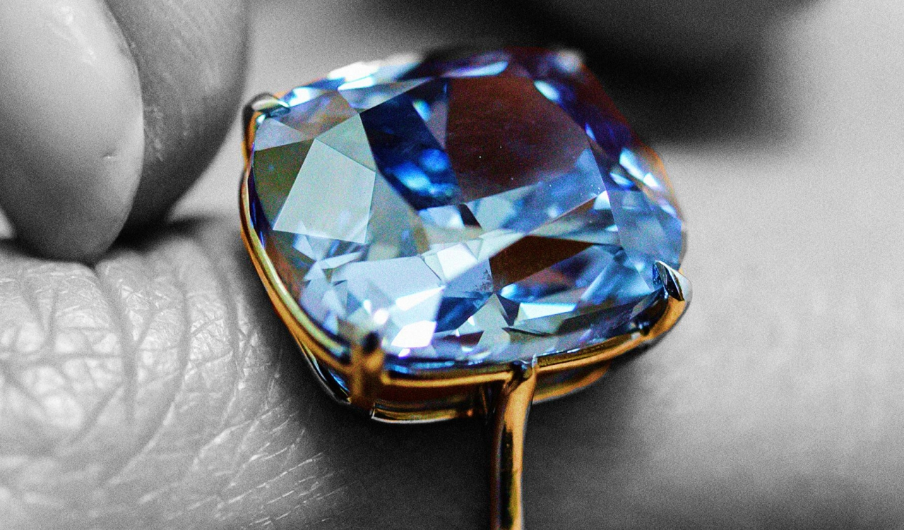 blue moon of josephine among most expensive jewels