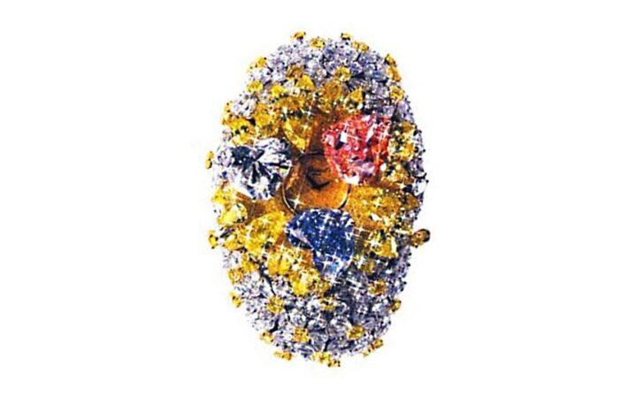 chopard 201-carat watch