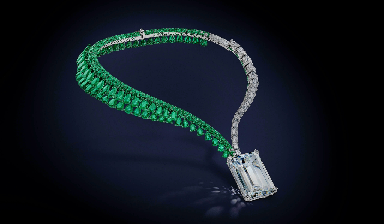 Creation 1 among most expensive jewels