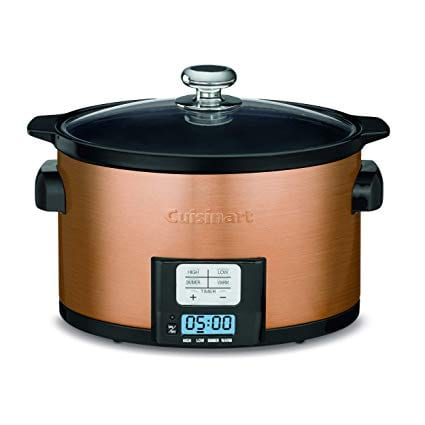 Best Small Size: Cuisinart 3.5 Quart Slow Cooker