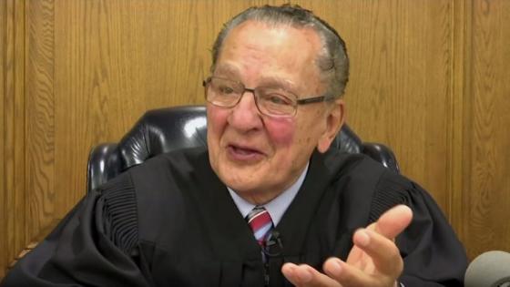 deaf dog story judge