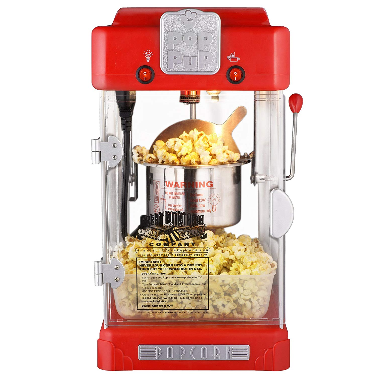 editors choice popcorn popper