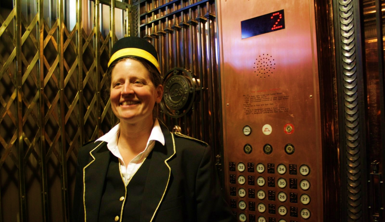 Elevator Operator handled Robot Jobs