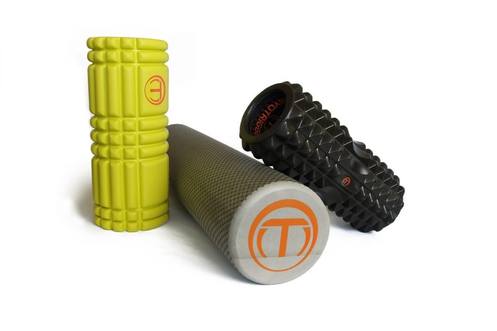 exercise best foam rollers