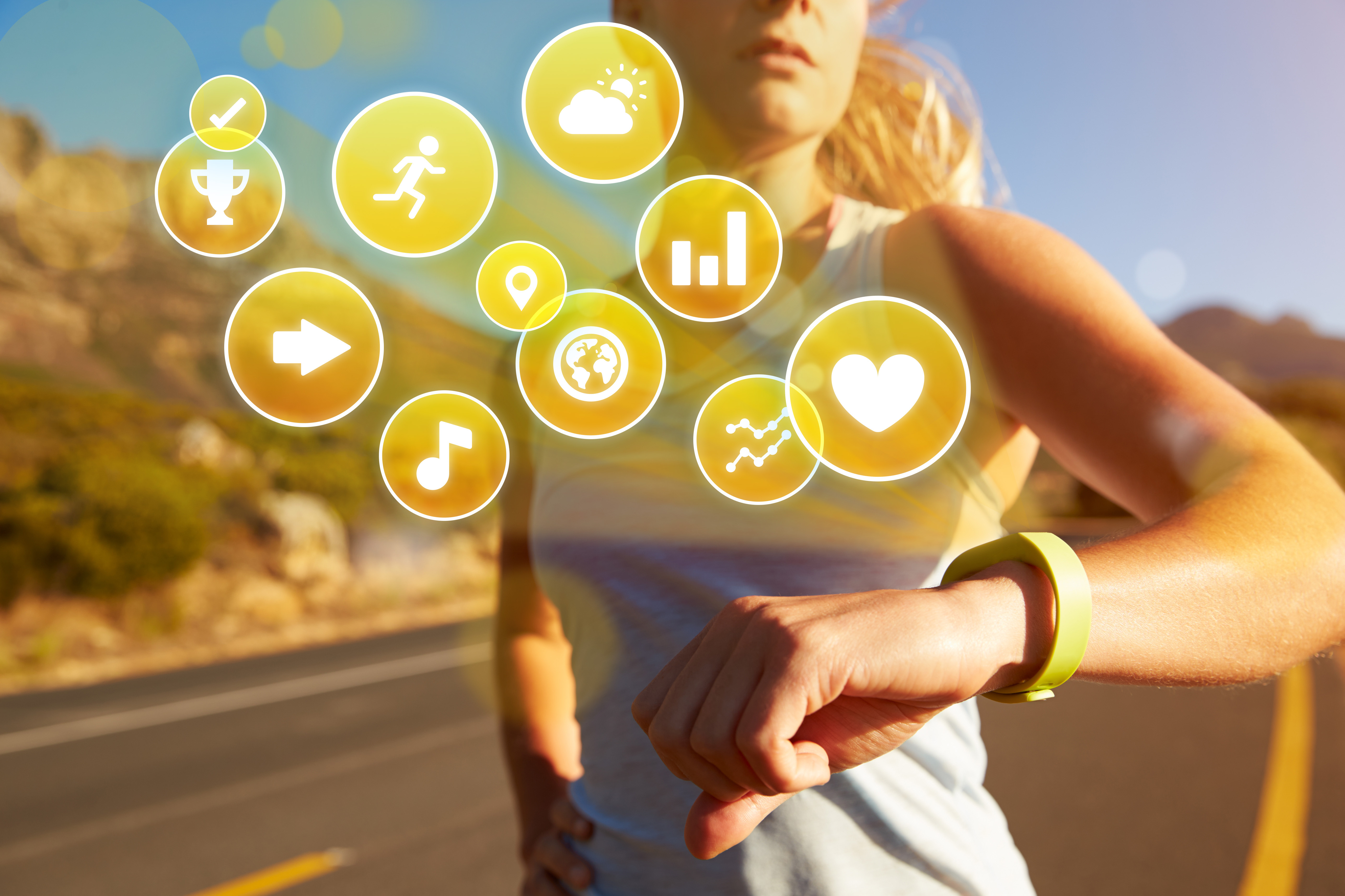 Top 5 Cool Things a Fitness Tracker Can Do