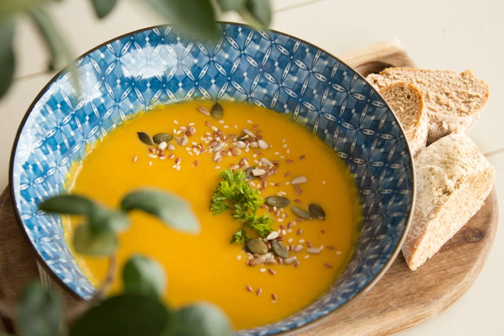 food processor uses soup puree