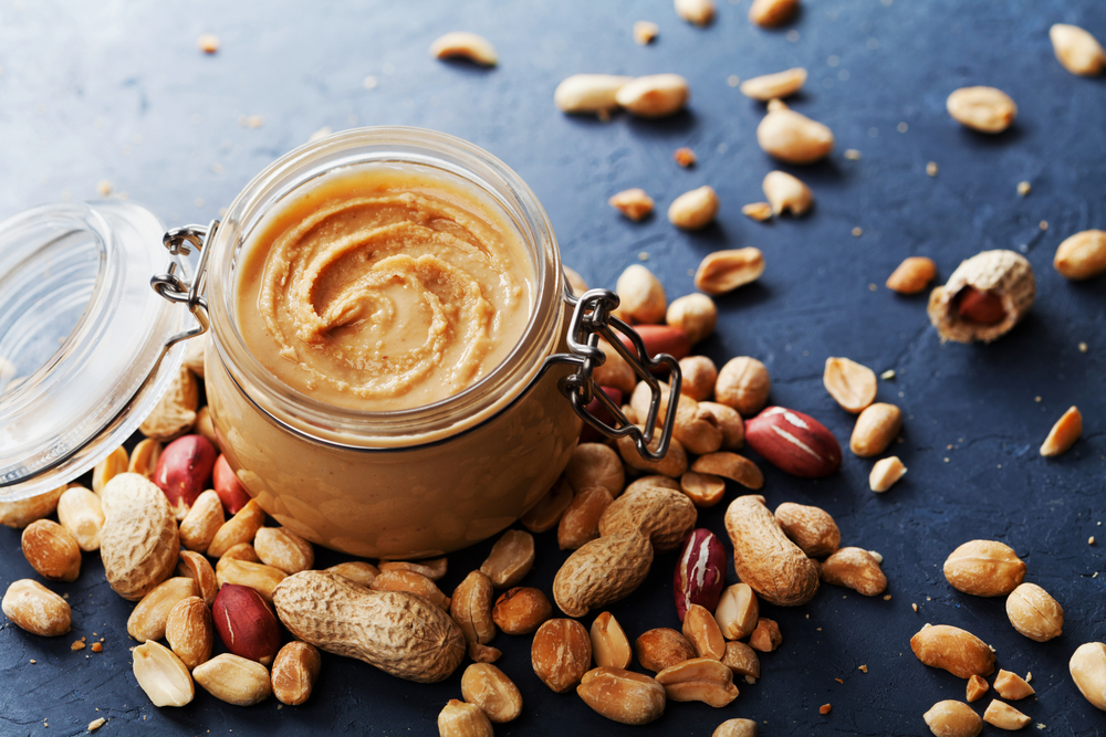 food processor uses to make nut butter