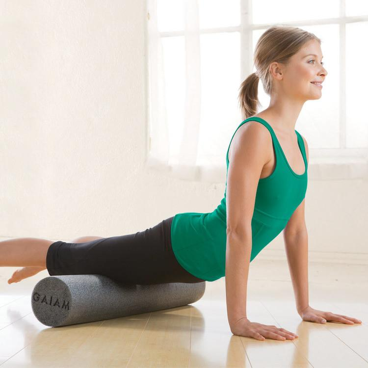gaiam best foam rollers