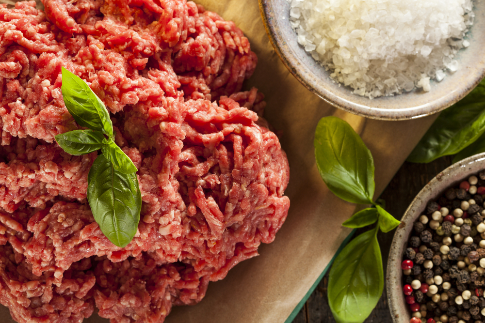 ground meat food processor uses